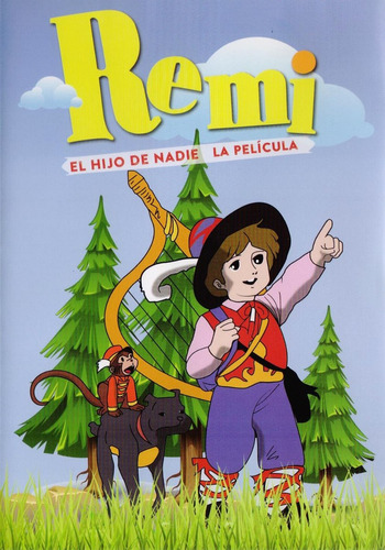 Remi El Hijo De Nadie 1977 Pelicula Dvd
