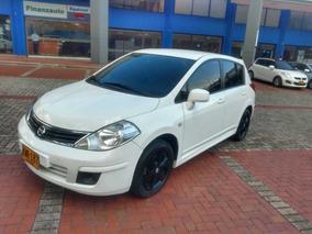Nissan Tiida 1.8cc Mt 2012