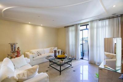 Apartamento No 10º Andar Mobiliado Com 4 Dormitórios E 3 Garagens - Id: 892918314 - 218314