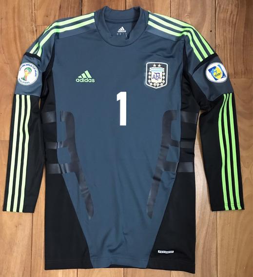 Camiseta De Utileria De La Selección Argentina Techfit