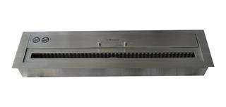 Quemador Modelo Biohogares B4 60 Cm Largo X 15 Ancho X 7 Alt