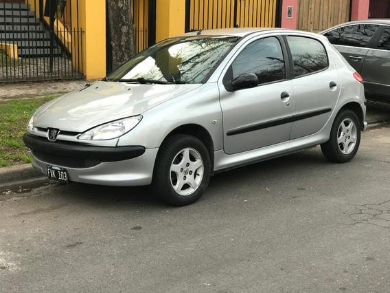 Peugeot 206 1.9 Diesel 2° Dueño