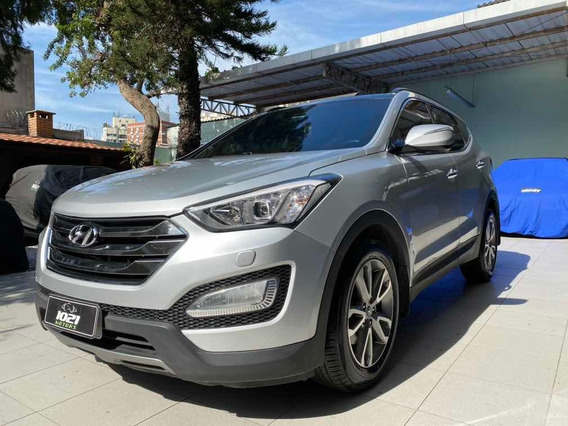 Hyundai Santa Fé 2013/2014 3.3 7 Lugares Blindada