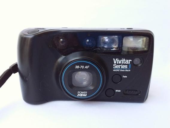 Antiga Câmera Fotográfica Vivitar (cod.4722)