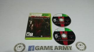 Metal Gear Solid The Phantom Pain Xbox 360