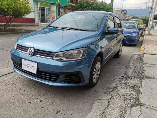 Imagen 1 de 9 de Volkswagen Gol 2018 1.6 Trendline Mt 5 P