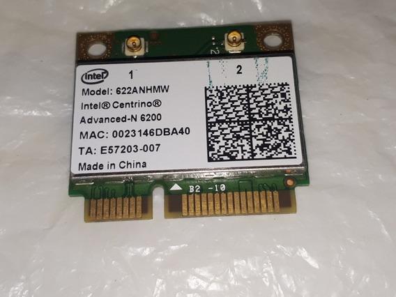 Placa Mini Pci Wireless Intel Centrino 622anhmw Advacend6200