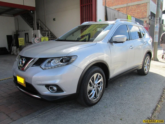 Nissan X-trail New Exclusive Sec 2.5 Gasolina