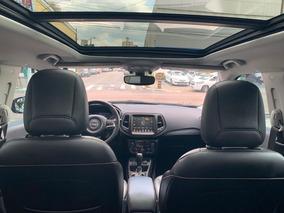 Jeep Compass Longitude - Teto Panorâmico + Pack Premium