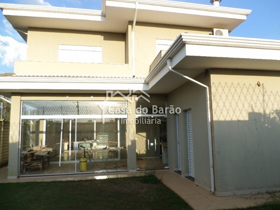 Casa De Condomínio - Ca00574 - 3312525
