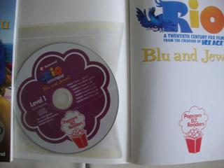 Libros De Ingles Con Cd De La Serie Popcorn Elt