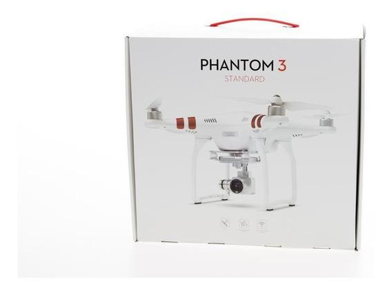 Drone Dji Phantom 3 Standard 12x Juros Nfs