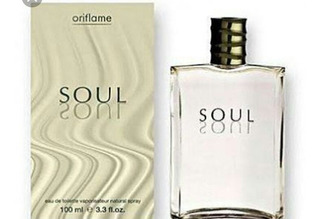Perfume Soul Oriflame Hombre