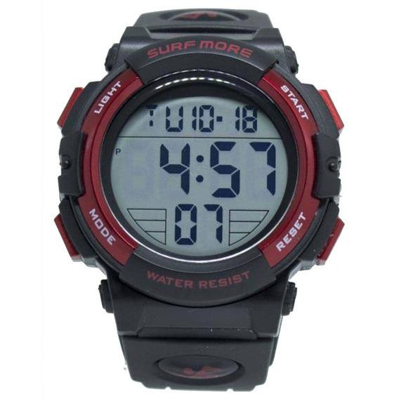 Relógio Masculino Surf More 20002491m - Preto