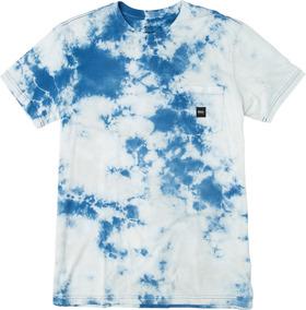 Playera Rvca, Mod. Destroy Tie Dye Shirt, Colores Tca Y Cbt.