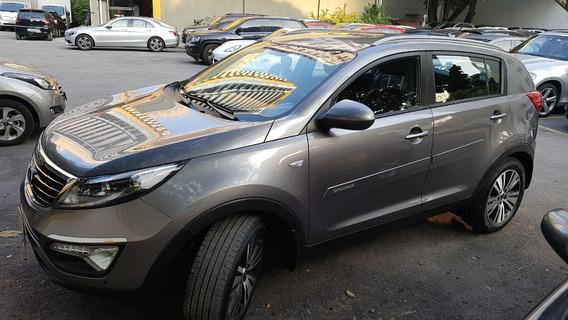 Kia Sportage 2.0 Lx 4x2 Flex Aut. 5p, 2 Dono, Revisado!!