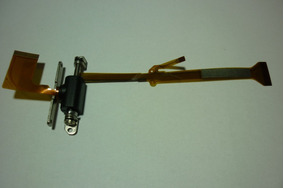 Flat Cable Do Lcd Camera Panasonic Dmc-fz200