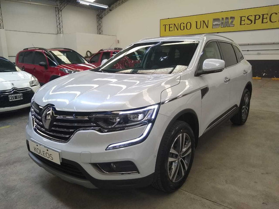 Renault Koleos 2.5 4wd Cvt 2020 (jp)