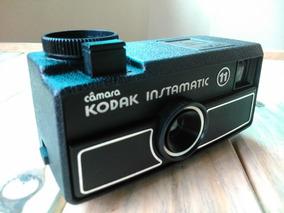 Câmera Fotográfica Retrô Kodak Instamatic Raridade