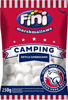 Marshmallow Camping Fini X250g