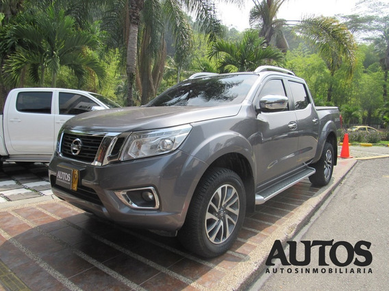 Nissan Frontier Np300 Le Diesel 4x4 At Cc2500