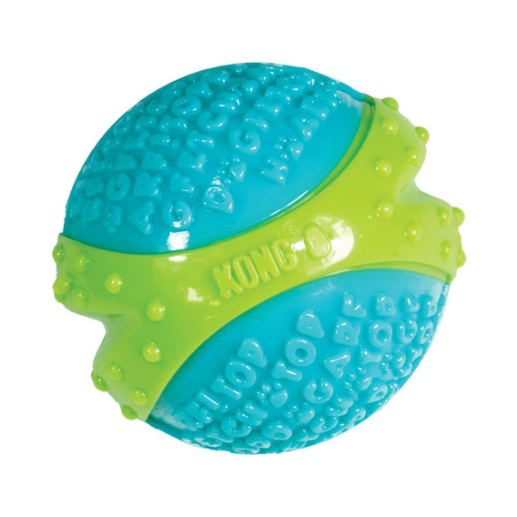 Kong Core Strenght Ball Medium Médio Brinquedo Cães Bola