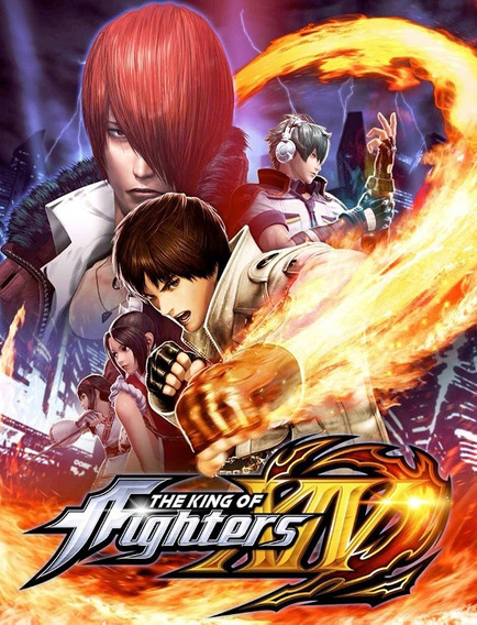 The King Of Fighters Xiv Pc - Steam Key (envio Flash)
