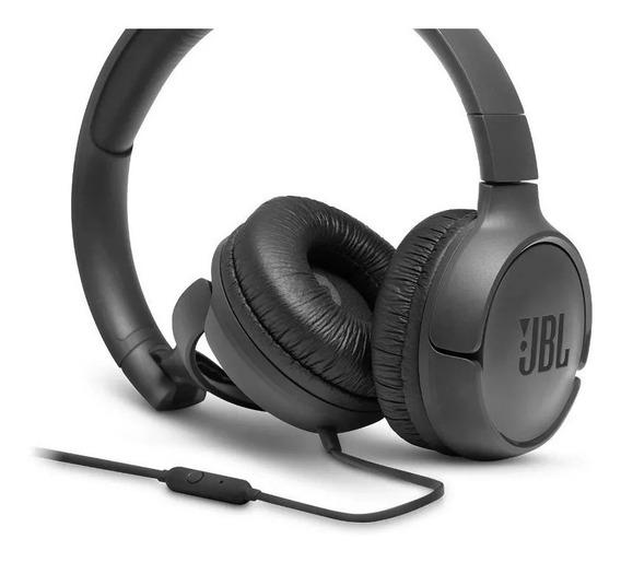 Fone De Ouvido Jbl T500 Original Nota Tune 500 Subst. T450