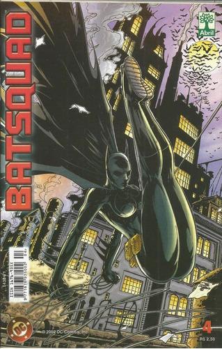 Imagem 1 de 2 de Batsquad 04 Batgirl Dc Comics Gibi Hq História Em Quadrinhos