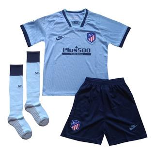 Kit Infantil Atlético Madrid 2019/2020 - Pronta Entrega