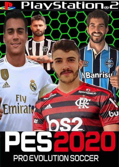 Pes 2020 Top Brasileirão, Jogos Ps2, Oto Patamar