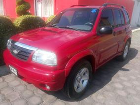 Chevrolet Tracker 2.0 Quemacocos Automatica 2005
