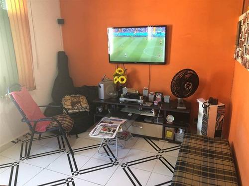 Imagem 1 de 11 de Apartamento, 2 Dorms Com 60 M² - Cidade Ocian - Praia Grande - Ref.: Pr1529 - Pr1529