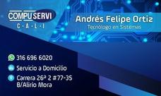 Reballing Servicio Tecnico Pc Laptop Domicilio Cali Palmira