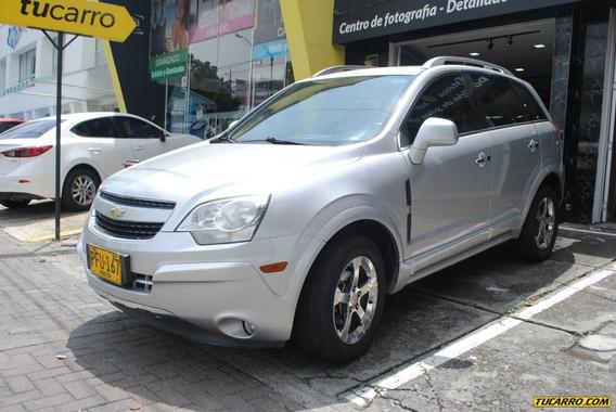 Chevrolet Captiva Platino