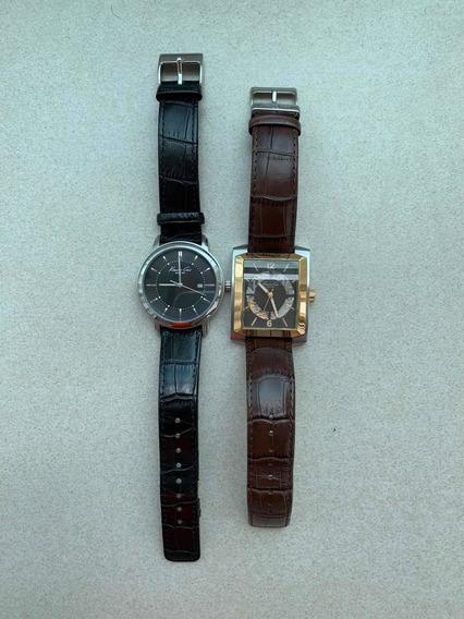 2 Relógios Kenneth Cole: Kc1454 & Kc1652