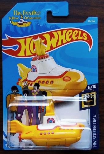 Hot  Wheels, The Beatles Yellow Submarine