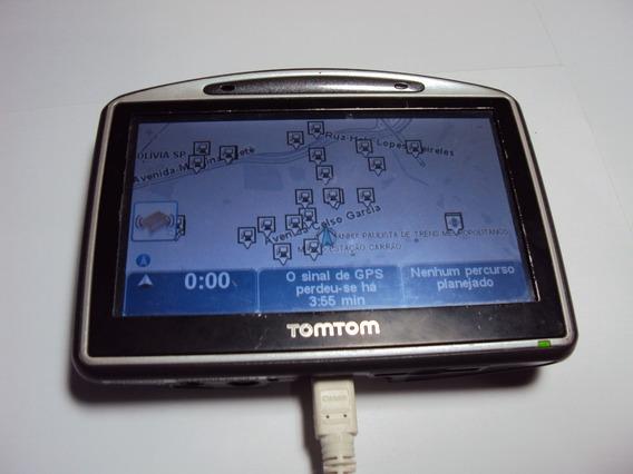 Gps Tomtom Go 630 Original - Leia O Anuncio