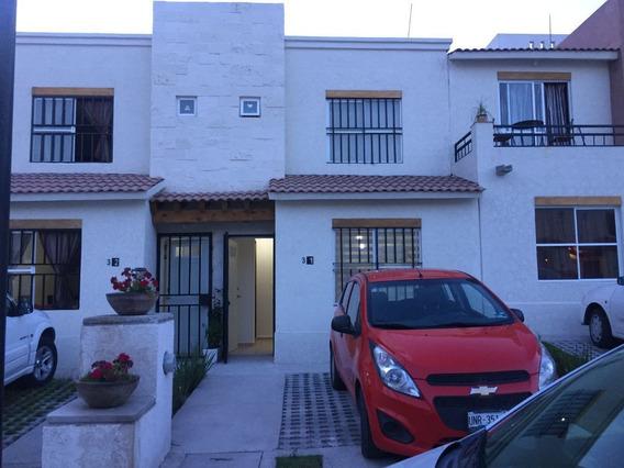 Casa Renta Seminueva, Privada 3 Recamaras 1 En Pb, A 3 Min L