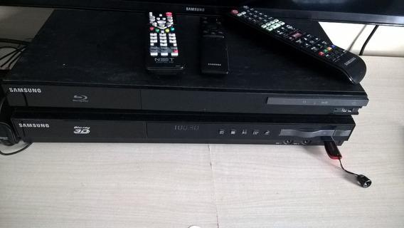 Home Theater Blu-ray 3d Samsung Ht-e4530k/zd Usb