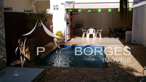 Imagem 1 de 30 de Casa À Venda Em Condomínio Campos Do Conde I - Ca001303