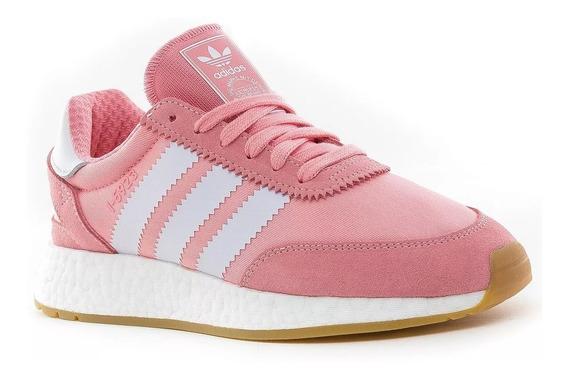 adidas iniki mujer rosa
