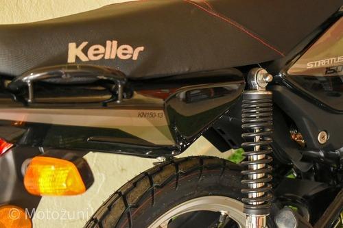 Keller Stratus 150cc Full Ad Motozuni San Justo