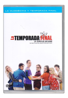 The Big Bang Theory Temporada 12 Doce Final Dvd