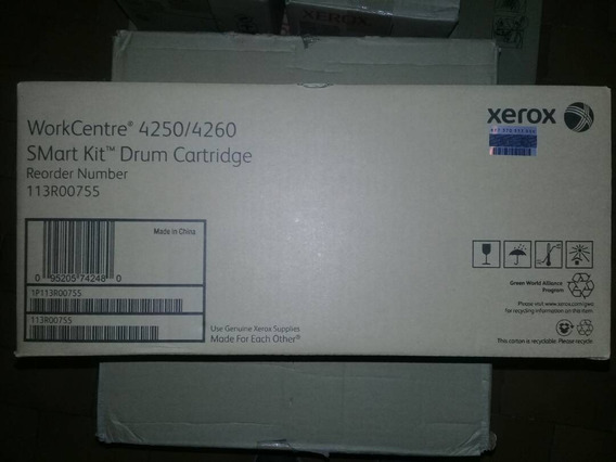 Xerox Workcentre 4250/4260 Smart Kit Drum 113r00755