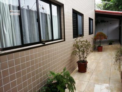Casa A Venda No Bairro Jardim Dos Pássaros Em Guarujá - Sp. - 698-1