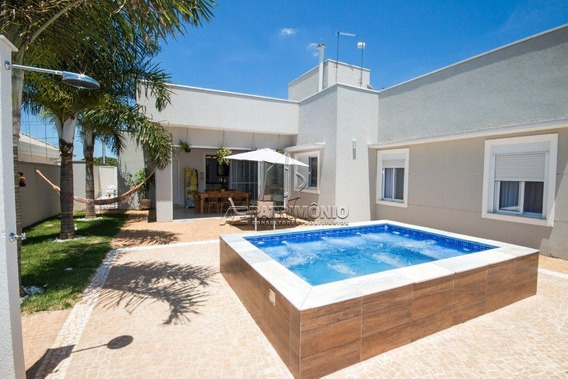 Casa Em Condominio - Zona Rural - Ref: 54009 - V-54009