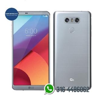 Celular Libre Lg G6 4gb Ram 32gb 4g Lte Carga Inalambrica