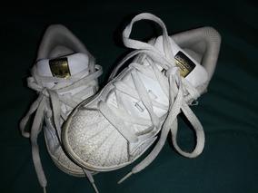 Zapatos adidas Super Star Talla 26 Originales