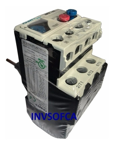 Rele Termico 9 A 13 Amp 9-13a Chint Nr2-25z130